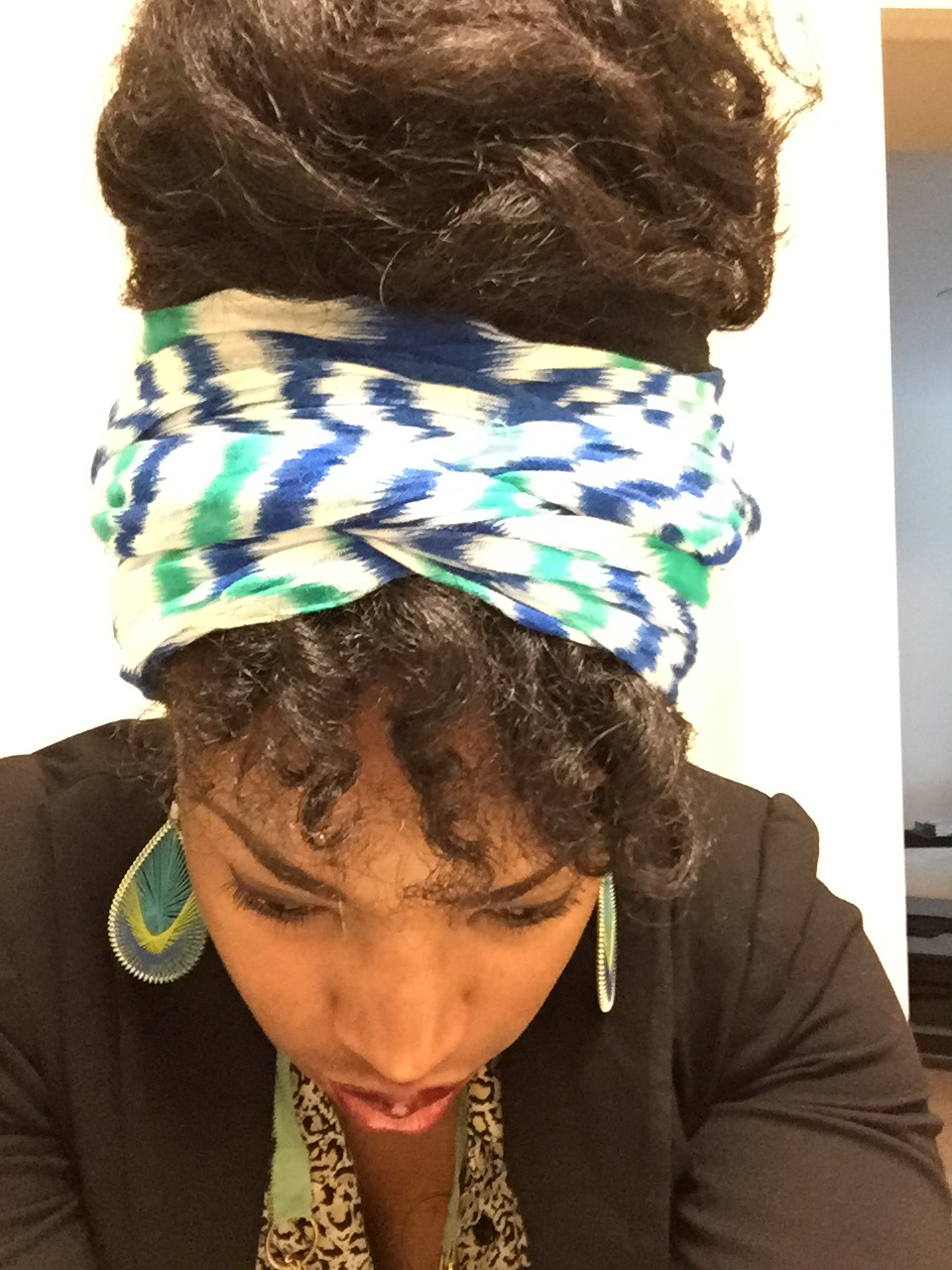 Styles On Blown Out Hair Efficiently Natural
